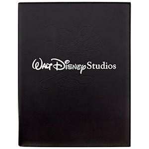 Walt Disney Studios Padfolio