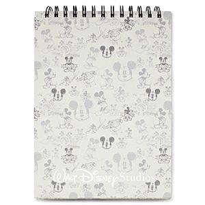 Hardcover Walt Disney Studios Notepad
