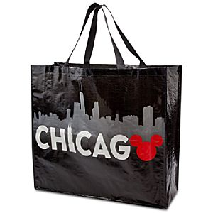 Jumbo Reusable Chicago Mickey Mouse Tote