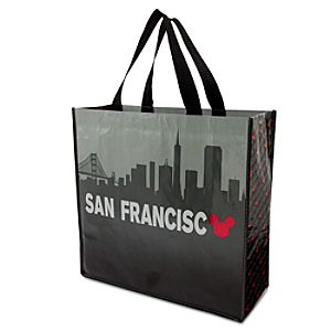 Mickey Mouse Icon Reusable Tote - San Francisco