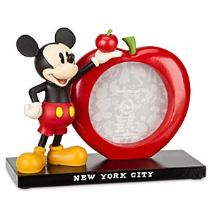 Mickey Mouse Picture Frame - New York