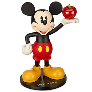 Mickey Mouse Figurine - New York