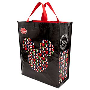 Reusable Magic Around the World Mickey Mouse Tote
