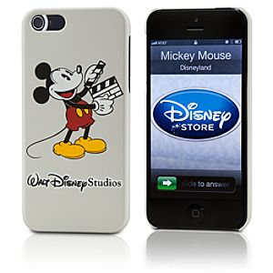 Mickey Mouse iPhone 5 Case - Walt Disney Studios Logo