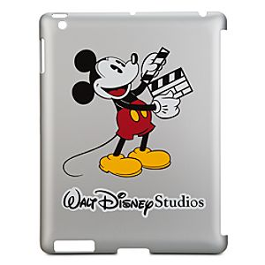 Mickey Mouse iPad 3 Case - Walt Disney Studios Logo
