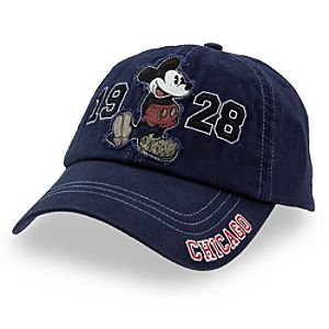 Mickey Mouse Baseball Cap for Men - Chicago