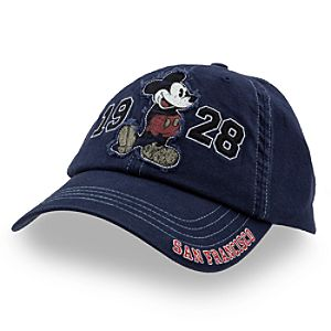 Mickey Mouse Baseball Cap for Men - San Francisco