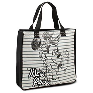 New York Minnie Mouse Tote