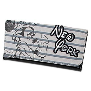 New York Minnie Mouse Wallet