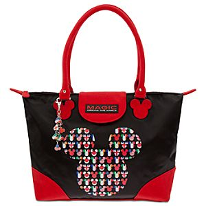 Magic Around the World Mickey Mouse Tote