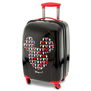Magic Around the World Mickey Mouse Luggage -- 20