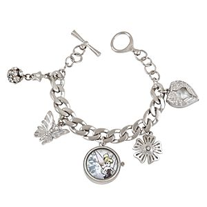Tinker Bell Charm Watch for Women