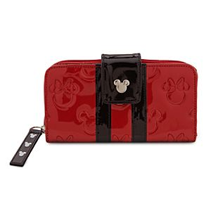 Minnie Mouse Icon Bowling Wallet