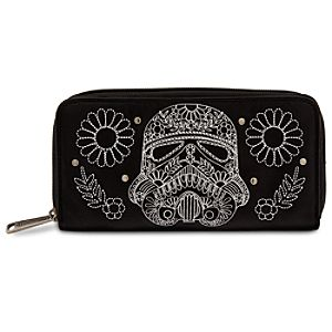 Star Wars Stormtrooper Wallet by Loungefly