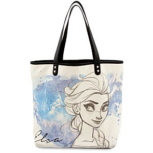 Elsa Tote by Loungefly