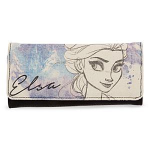 Elsa Wallet by Loungefly