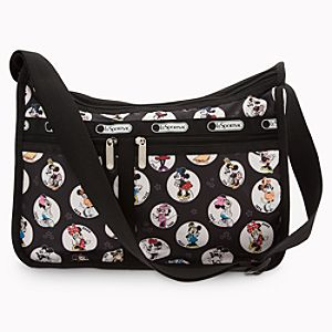 Minnie Mouse Hobo Bag by LeSportsac - Celebrate Minnie