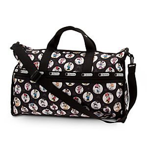 Minnie Mouse Weekender Bag by LeSportsac - Celebrate Minnie