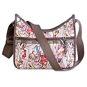 Tinker Bell Classic Hobo Bag by LeSportsac - Tink Marc Davis