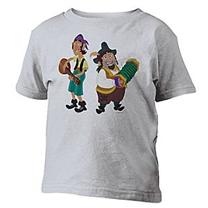 Customize Your Own Jake and the Never Land Pirates Tee for Kids