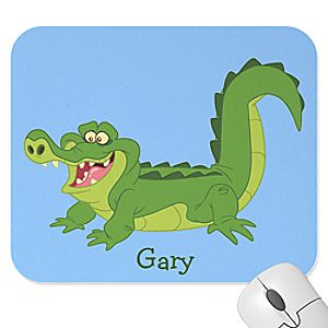 Customize Your Own Jake and the Never Land Mouse Pad