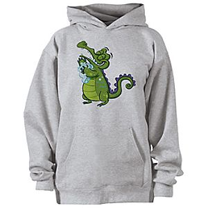 Customize Your Own Wheres My Water? Swampy Fleece Hoodie for Adults