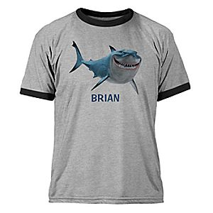 Customize Your Own Finding Nemo Tee for Boys
