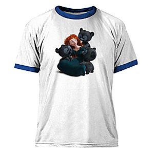 Customize Your Own Brave Tee for Kids