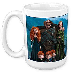 Customize Your Own Brave Mug