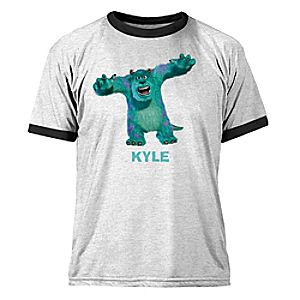 Customize Your Own Monsters, Inc. Tee for Kids