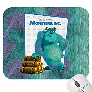 Customize Your Own Monsters, Inc. Mousepad