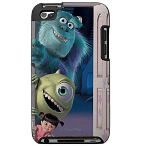 Customize Your Own Monsters, Inc. iPod Case