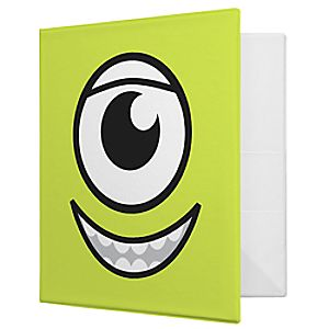 Customize Your Own Monsters, Inc. Binder