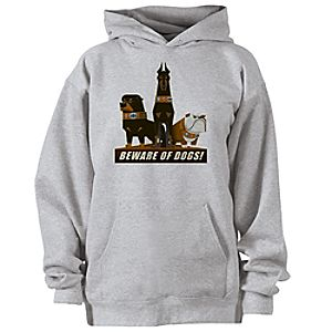 Customize Your Own Fleece Up Hoodie for Kids