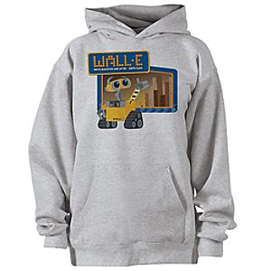 Customize Your Own Fleece WALL•E Hoodie for Kids