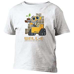 Customize Your Own WALL•E Tee for Toddlers