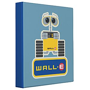 Customize Your Own WALL•E Binder
