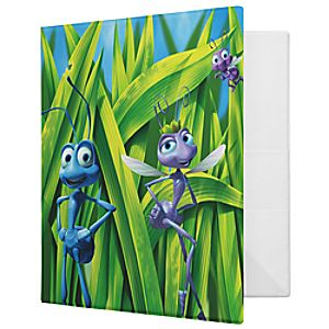 Customize Your Own Its a Bugs Life Binder