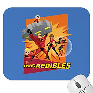 Customize Your Own The Incredibles Mouse Pad
