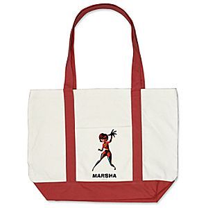 The Incredibles Tote Bag - Create Your Own