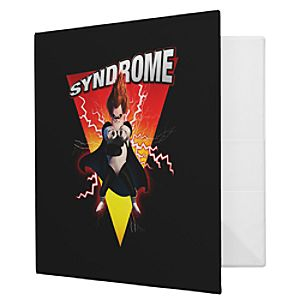 The Incredibles Binder - Create Your Own