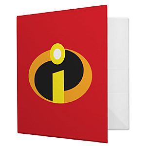 Customize Your Own The Incredibles Binder