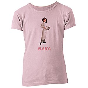 Customize Your Own Ratatouille Tee for Girls