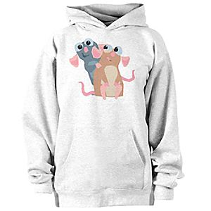 Customize Your Own Fleece Ratatouille Hoodie for Adults