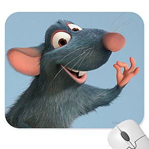 Customize Your Own Ratatouille Mousepad