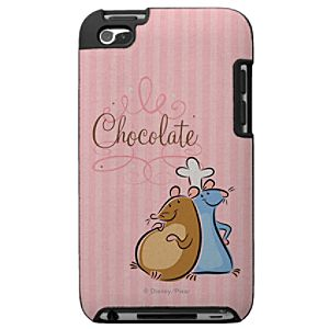 Customize Your Own Ratatouille iPod Case