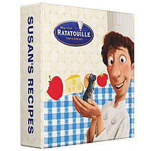 Customize Your Own Ratatouille Binder
