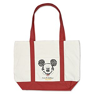 <i>Design By Me</i> Mickey Mouse Tote