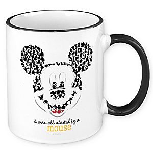 <i>Design By Me</i> Mickey Mouse Mug