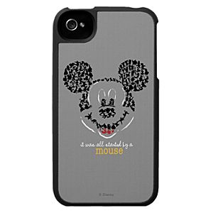 <i>Design By Me</i> Mickey Mouse iPhone 4 Case